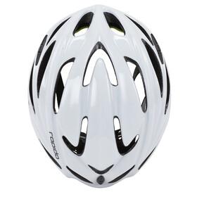 Kask Rapido Cykelhjälm vit